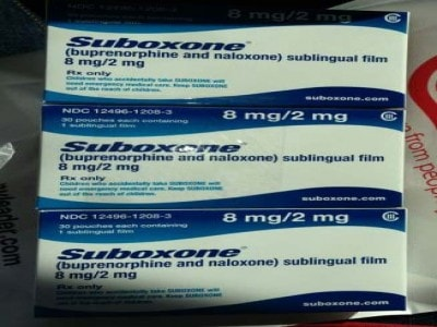 Suboxone 8mg