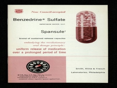 Benzedrine Sulfate