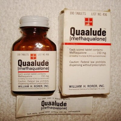 Methaqualone (quaalude) 300